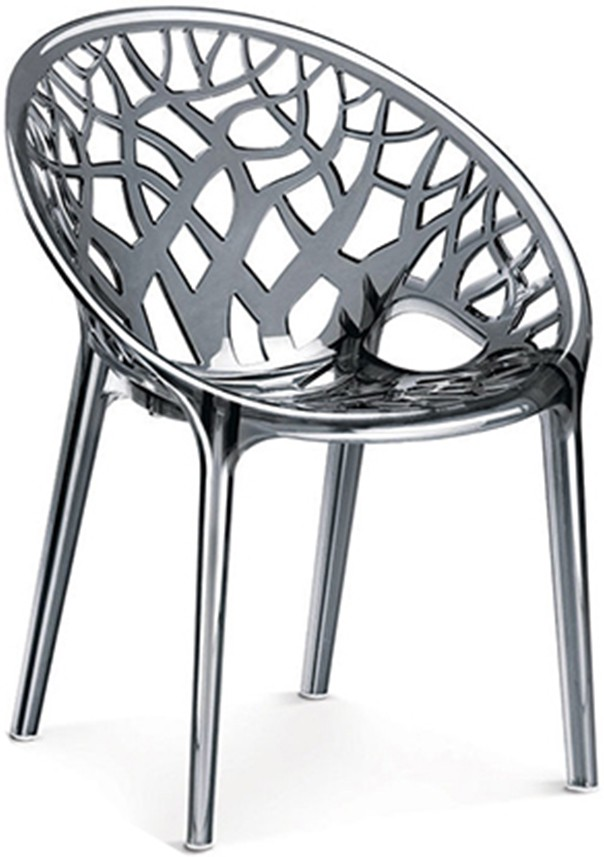 Nilkamal Crystal PP Moulded Chair