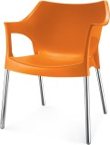 Nilkamal Novella 10 PP Moulded Chair (Fi...