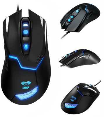E-Blue EMS622BKAA-IU Wired Optical Mouse