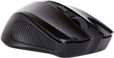 Ad Net AD-868 Wireless Optical Mouse Gaming Mouse(Bluetooth, Black)