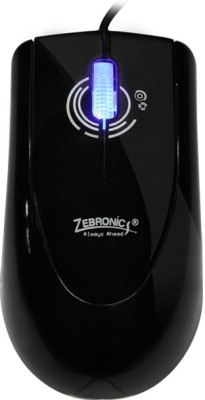Zebronics M211 Wired Optical Mouse