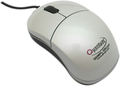 Quantum QHM 295 Wired Optical Mouse