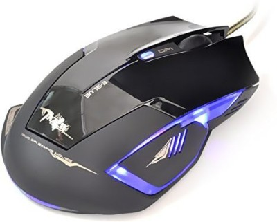 E-Blue EMS124BK Wired Optical Mouse