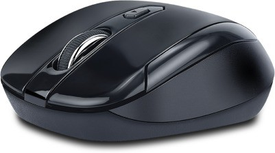 iBall FreeGo G6 Wireless Optical Mouse(Bluetooth, Black)