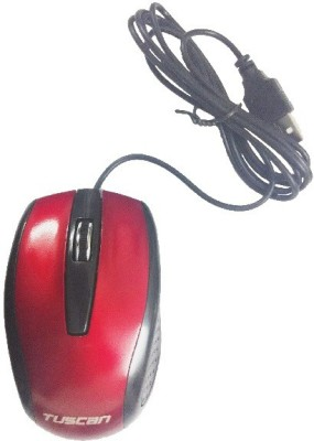 Tuscan TSC-127 Wired Optical Mouse
