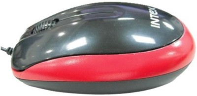 Intex Mouse Optical Jaguar USB Wired Optical Mouse