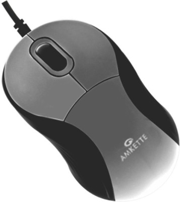 Amkette Weego Optical Wired Optical Mouse