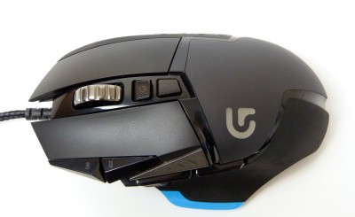 Logitech Proteus Core G502 Wired Laser Mouse Gaming Mouse