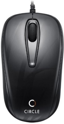 Circle CM318 Wired Optical Mouse