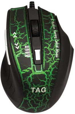 TAG USB Gaming 007 Wired Optical Mouse