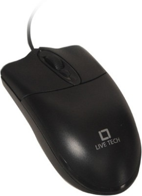 Live Tech Lazer Mouse USB MS08 Wired Optical Mouse