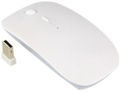 eGizmos Laptop Desktop Slim Ultrathin Wireless Optical Mouse