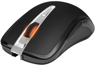 Steelseries Sensei Wireless Laser Wireless Optical Mouse Gaming Mouse(USB, Black)