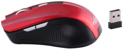 Ad -Net AD-868 1600 DPI Wireless Optical Mouse Gaming Mouse
