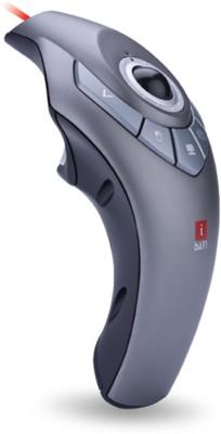 Iball 2.4GHz Wirless Trackball Presenter Wireless Laser Mouse