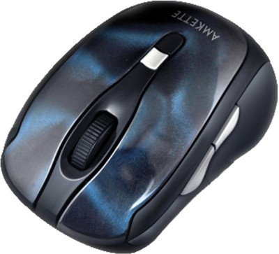 Amkette Dynamo 2.4GHz Wireless Optical Mouse