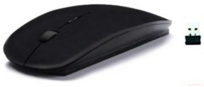AVB Slim for Laptop, Desktop Wireless Optical Mouse Gaming Mouse