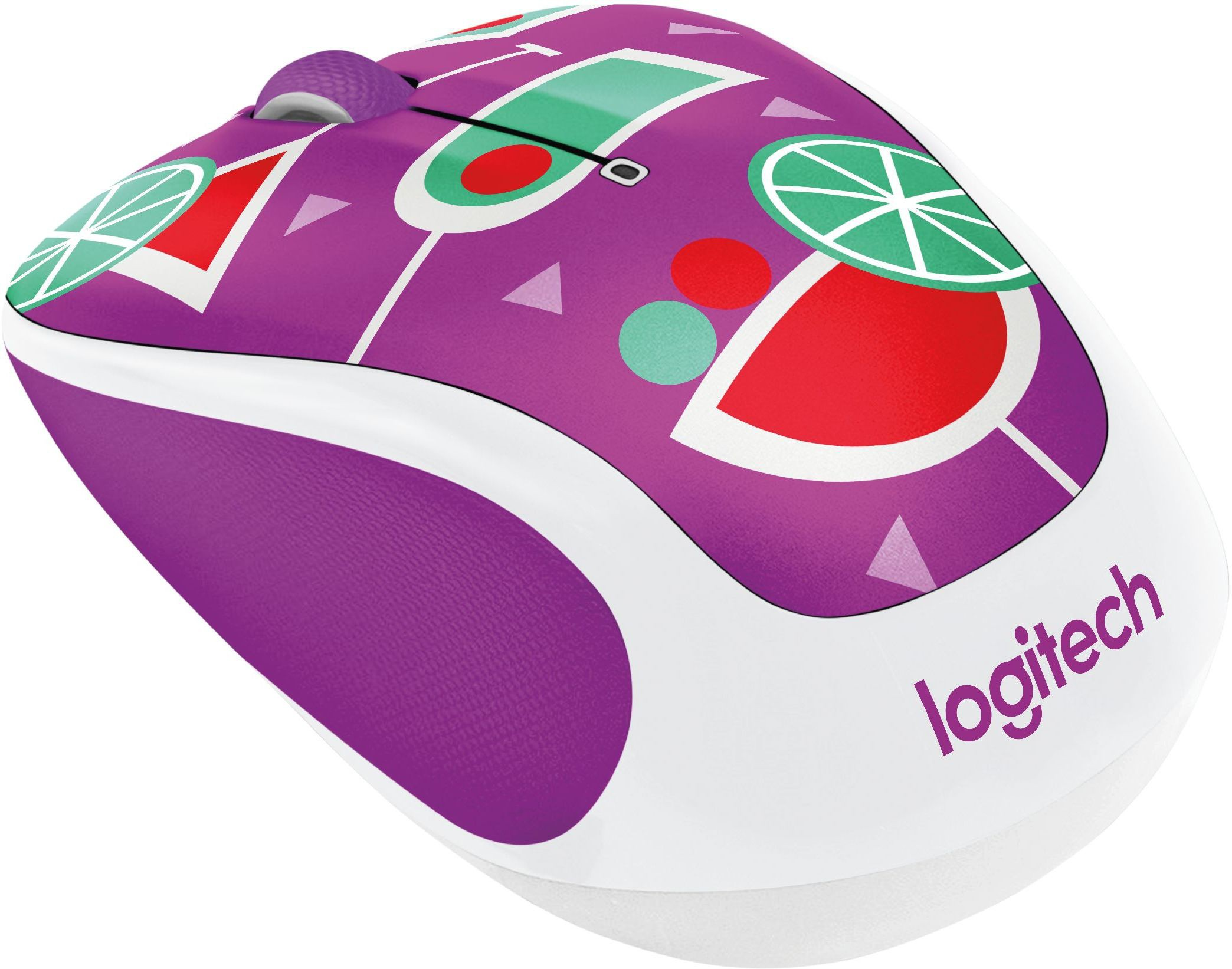 Logitech M238 Wireless Mouse Party Collection Toucan Daftar Update Cocktail Optical Mouseusb Purple