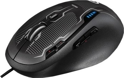 Logitech G500s Wired Laser Gaming Mouse
