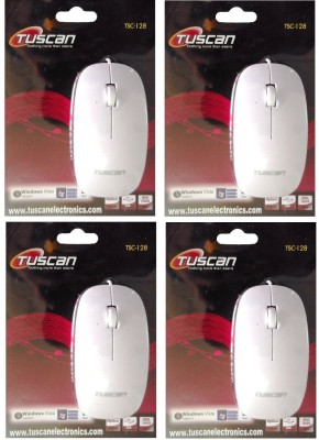 Tuscan H03 Wired Optical Mouse