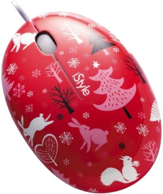 iStyle iEgg USB Wired Mouse Wired Optical Mouse