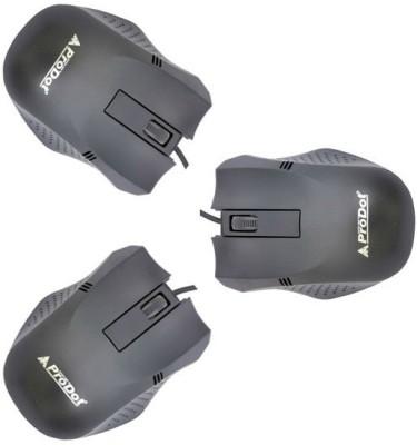ProDot MU253s(3Piece) Wired Optical Mouse