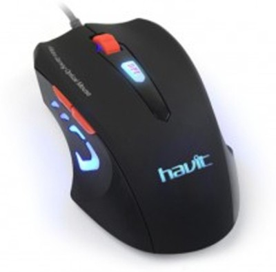 Havit Havit HV-MS679 USB Mouse Wired Optical Mouse