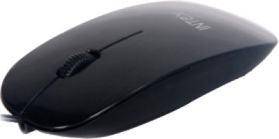 Intex Mouse Optical Piano USB Wired Optical Mouse
