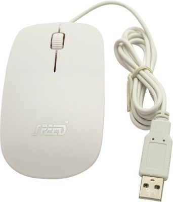 Speed Slim Ultrathin Wired Optical Mouse