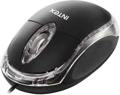 Intex Magic USB Wired Optical Mouse