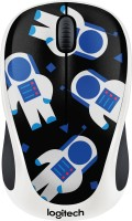 Logitech Party Collection M238 Spaceman Wireless Optical Mouse