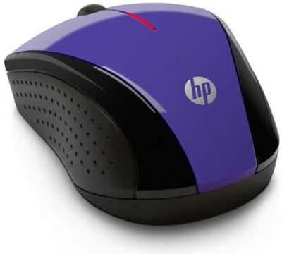 HP X3000 Purple Wireless Optical Mouse