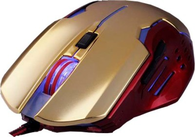 Marvo Scorpion RDE Emperor Wired Gaming Mouse with Mouse Pad Wired Optical Mouse Gaming Mouse