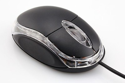 ViewPaker Terabyte Wired Optical Mouse