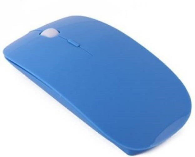 Terabyte TB-MW-023 Wireless Optical  Gaming Mouse(Bluetooth, Blue) image