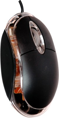SBM + Technotech Wired Optical Mouse