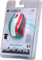 Logitech M317 Wireless Optical Mouse Gaming Mouse