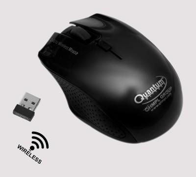 Quantum QHM 253W Wireless Wireless Optical Mouse