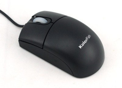 KolorFish C50 Wired Optical Mouse