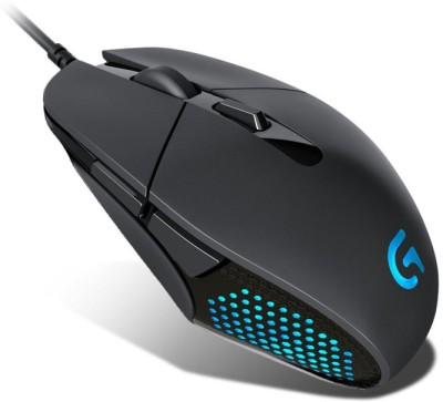 Logitech DAEDALUS PRIME G302 Wired Optical Mouse Gaming Mouse