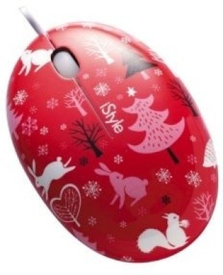 iStyle iEgg Wired Optical Mouse