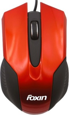 Foxin FOM4011 Wired Optical Mouse