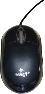 Neosoft Bravo Wired Optical Mouse