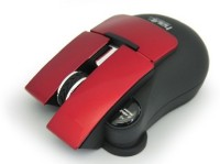 Havit MS908GT Wireless Optical Mouse(USB, Red)
