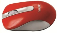Havit Mini HV-MS326 Wired Optical Mouse(USB, Red)