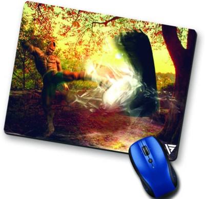 Vogueshell Rectangle323 Mousepad