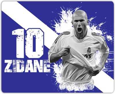 Lovely Collection Zidane Art Mousepad