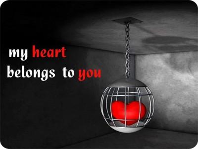 SYL Heart 2594 Mousepad