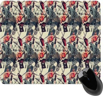 BSEnterprise Girl Fashion Mousepad