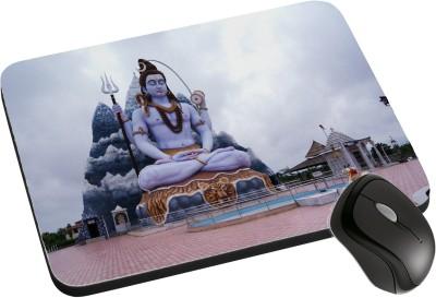 Shoppawar MULTICOLOR-1400 Mousepad